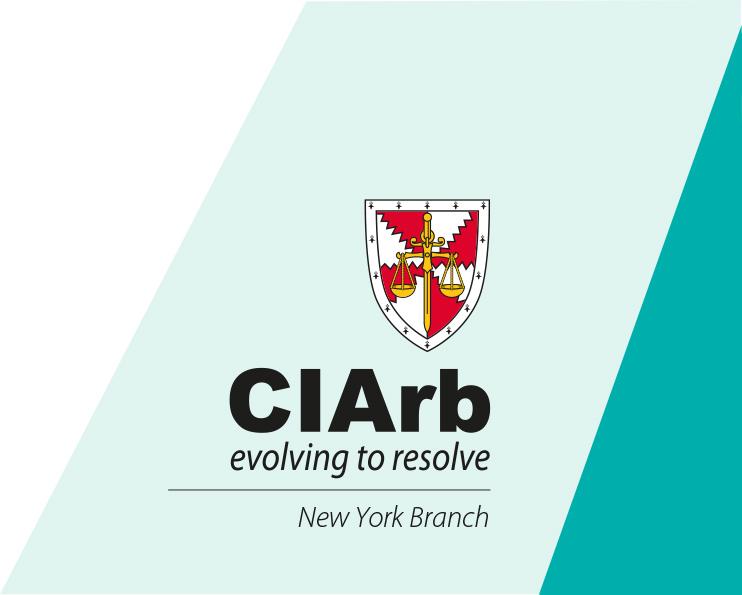 NEW YORK CIArb